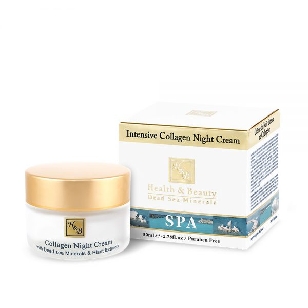 Intensive Collagen Night Cream - 50ml / 1.76 fl.oz