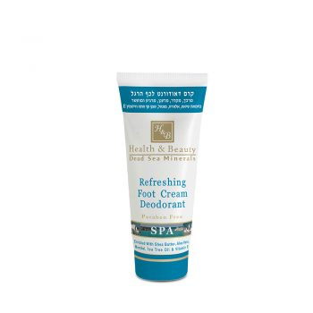 Refreshing Foot Cream Deodorant - 100ml / 3.4 fl.oz