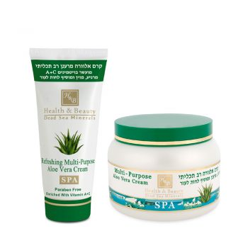 Refreshing Multi-Purpose Aloe Vera Cream