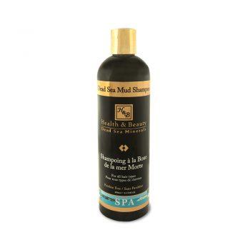 Treatment Mud Shampoo for Hair and Scalp - 400ml / 13.52 FL.OZ