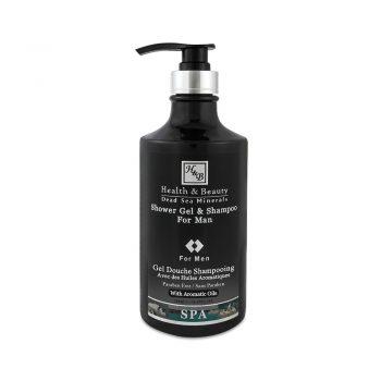 Shower Gel & Shampoo For Men - 780ml / 26.37 FL.OZ