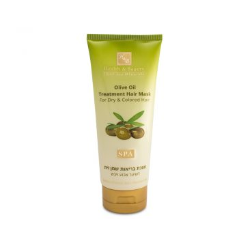 Olive Oil Treatment Hair Mask For Dry and Colored Hair - 200ml / 6.76 oz