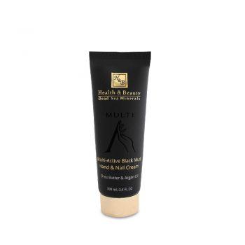 Multi-Active Black Mud Hand & Nail Cream
